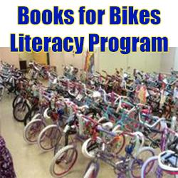 booksforbikes